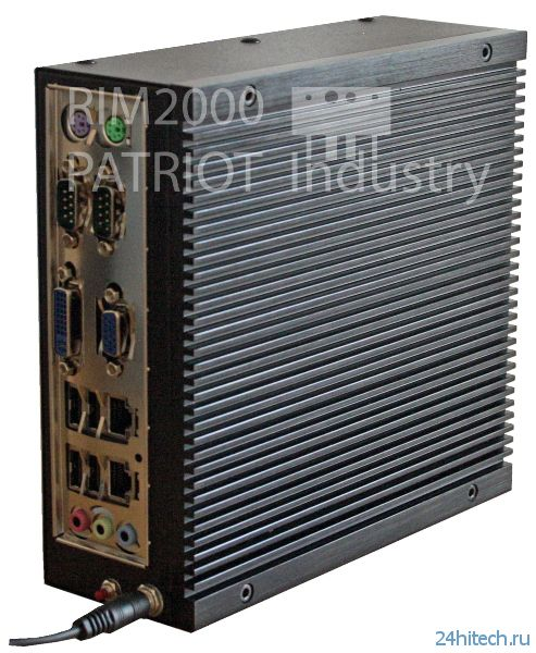 RIM2000 Patriot Industry и Patriot Industry Pro – бескомпромиссный промышленный стандарт