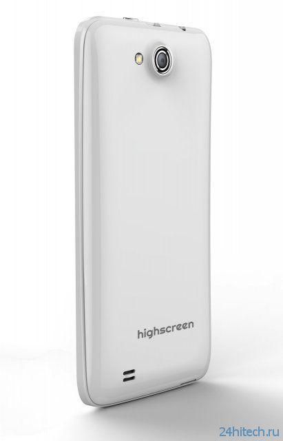 Российский смартфон с FullHD дисплеем и ёмким аккумулятором (4 фото)