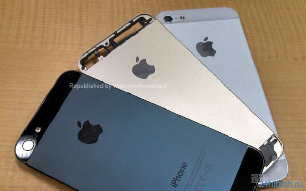 Смартфон Apple iPhone 5S будет доступен в новом цвете со 128 ГБ флэш-памяти