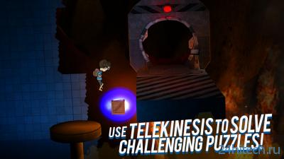 Telekinesis Kyle 1.0.6 Головоломка-платформер