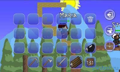 The HinterLands: Mining Game 0.15. Игра похожая на Террарию