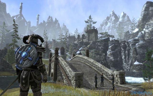 В The Elder Scrolls Online будут микротранзакции