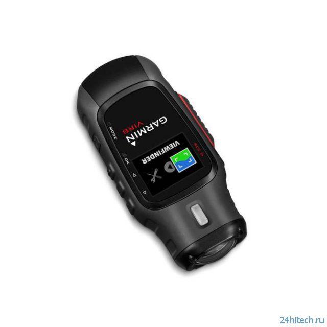 VIRB - экшн-камера от Garmin (7 фото, видео)