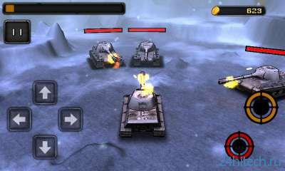 War of Tank - Tank Story 1.01 Танковые сражения