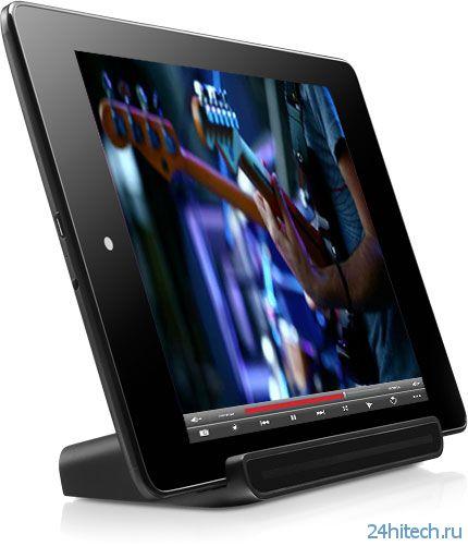 Alcatel подставила планшет One Touch Evo 8 HD