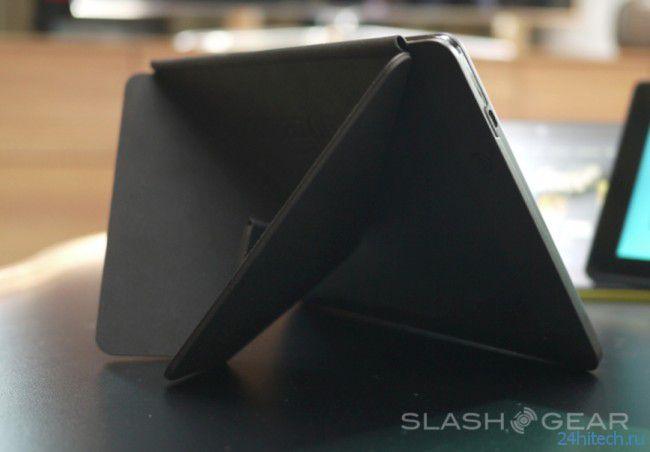 Amazon представила скоростные и легкие планшеты Kindle Fire HDX