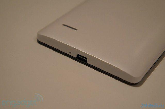 Ascend G700 - новинка в средней ценовой категории смартфонов Huawei (9 фото)