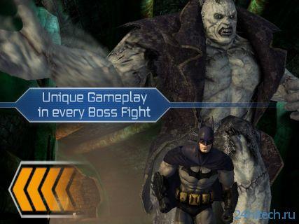 Batman Arkham City Lockdown 1.3 Аркада про темного рыцаря