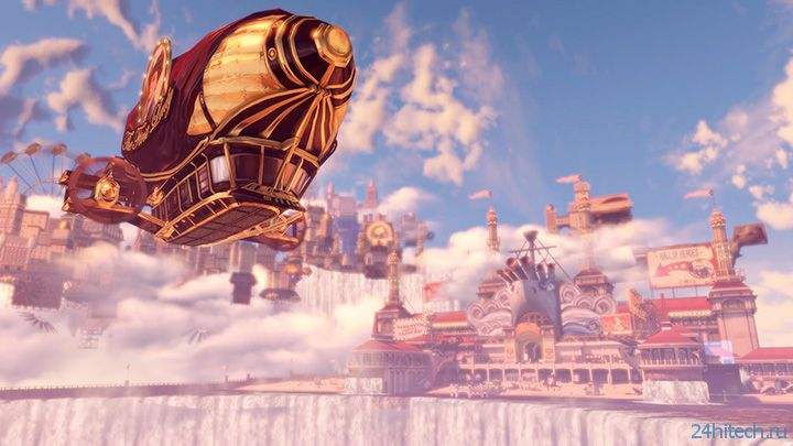 BioShock: Infinite и SimCity теперь доступны на Mac