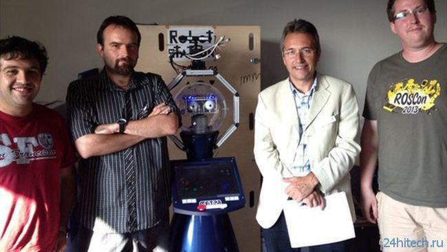 Британцы хотят подружить робота с человеком