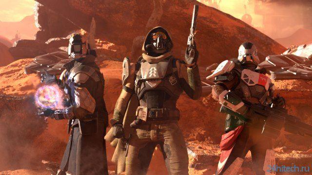 Destiny: новые подробности классов и оружия