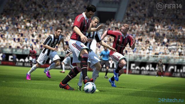 EA выпустила демо-версию FIFA 14