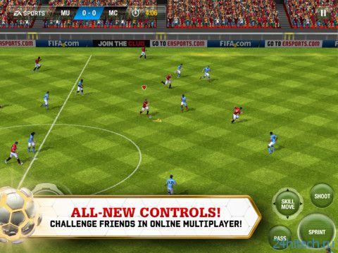 FIFA 13 1.0.9 Футбол