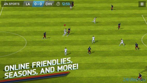FIFA 14 доступна на iOS и Android