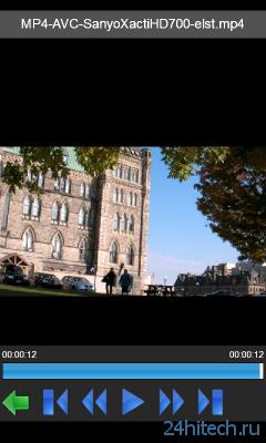 FLV HD MP4 2.1.1  Видеоплеер