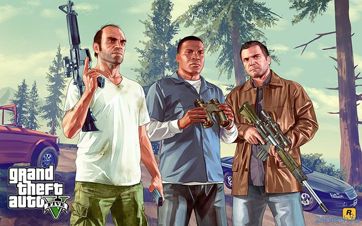 GTA V: финальное обновление путеводителя и ролик об округе Блейн