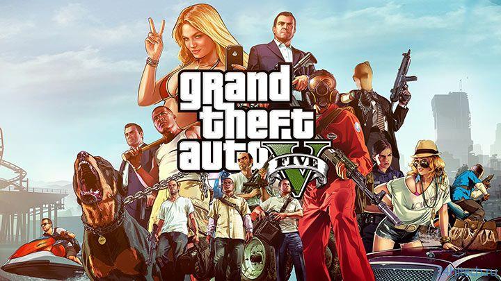 GTA V: новые материалы в виртуальном путеводителе