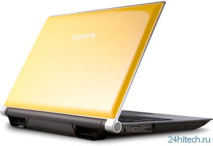 """Gigabyte обновила свой 15,6""""игровой ноутбук P25"""