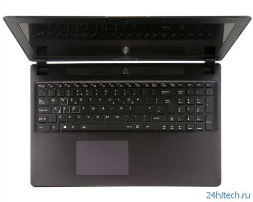 Gigabyte представила игровой ноутбук P35K Ultrablade