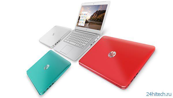 HP Chromebook14 — первый хромбук на процессоре Intel Haswell