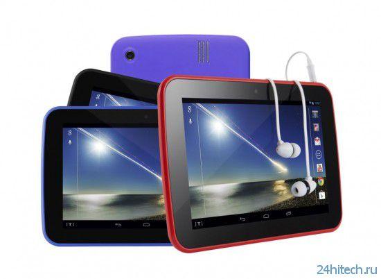 Hudl - семидюймовый планшет от Tesco (3 фото)