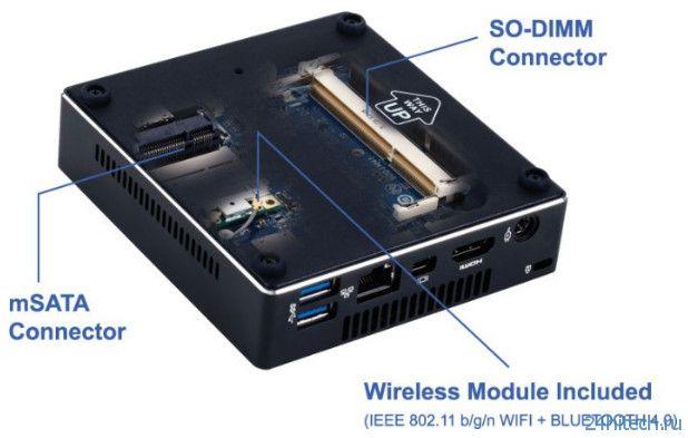 IFA 2013: Gigabyte обновила ультракомпактные десктопы BRIX