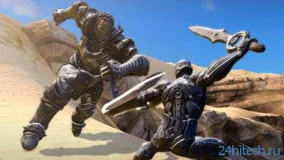 Infinity Blade 3 1.0.1 Продолжение легендарной аркадной игры