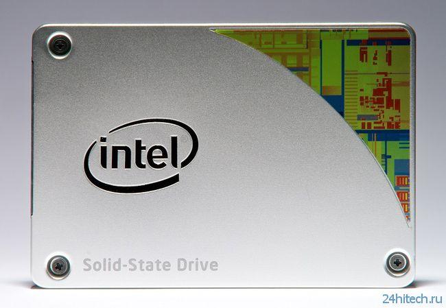 Intel представила твердотельные накопители бизнес-класса SSD Pro 1500