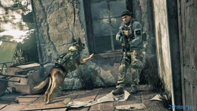 Комплектация российских изданий Call of Duty: Ghosts