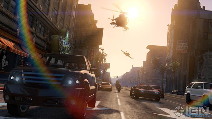 Масса новых подробностей GTA Online
