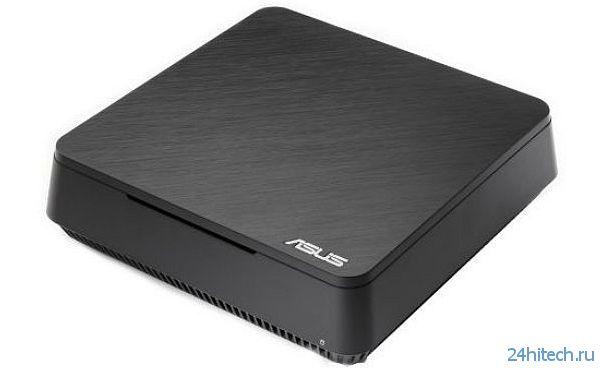 Мини-компьютер ASUS VivoPC выйдет в двух версиях