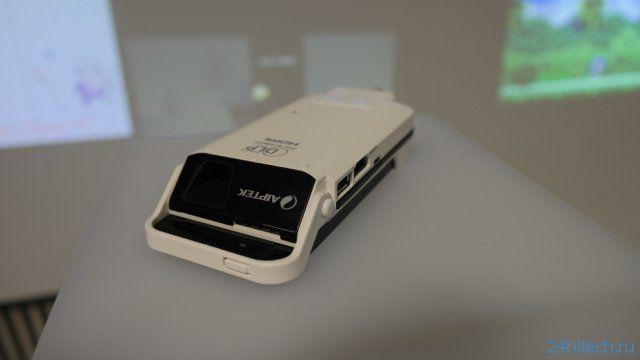 Mobile Cinema i55 - проектор для iPhone5