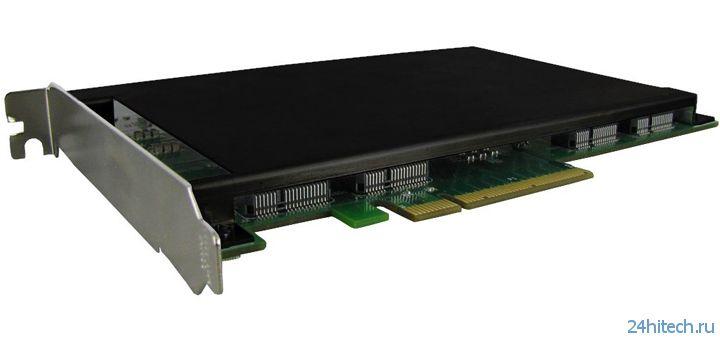 Mushkin начала поставки быстрых SSD-накопителей Scorpion Deluxe