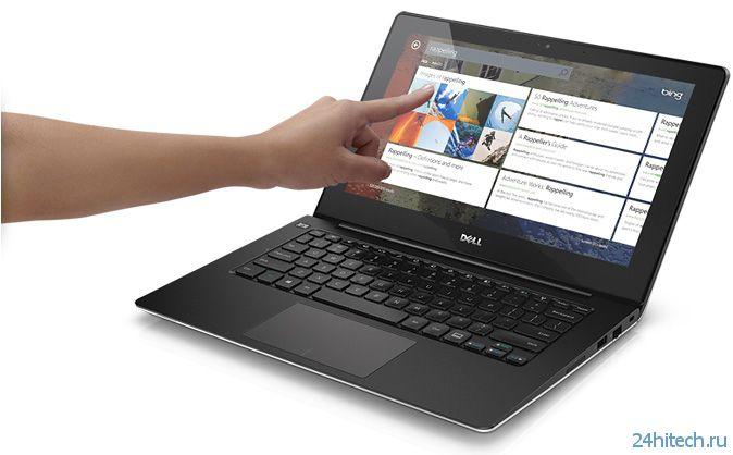 Ноутбук Dell Inspiron 11 3000 оснащён сенсорным 11,6-дюймовым дисплеем
