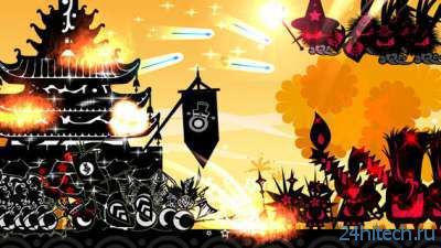 PATAPON: Siege Of WOW 1.0 Выстукивайте ритм на боевых барабанах!