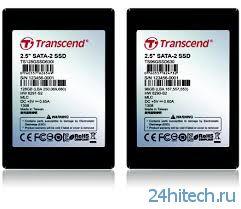 Пара новых промышленных SSD-накопителей Transcend SSD630 и SSD630I Industrial Temp