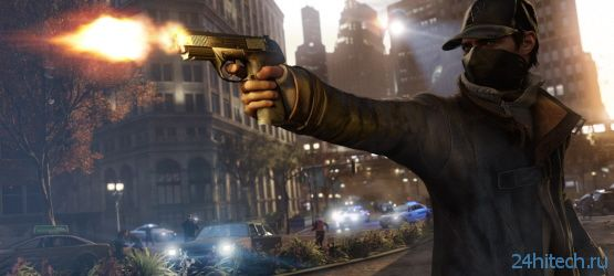 Первые DLC для Watch Dogs появятся только в следующем году