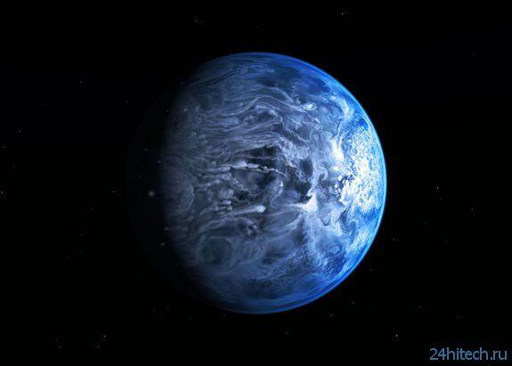 """Планета """"Голубой Мрамор""""пригодна для жизни"""