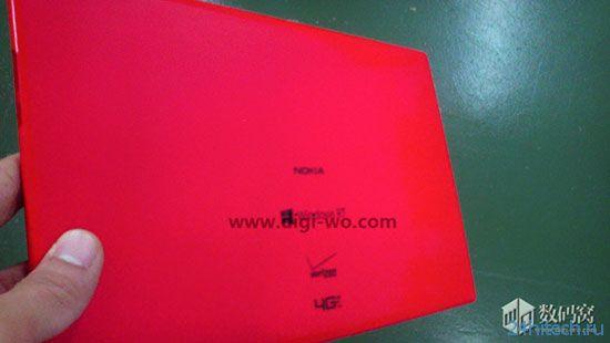 Планшет Nokia Sirius получит имя Lumia 2520 и выйдет в красном и чёрном исполнениях
