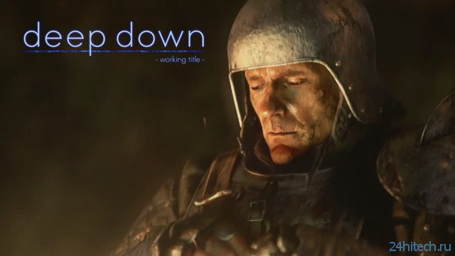 Подробности Deep Down – MMORPG для PlayStation 4 от Capcom