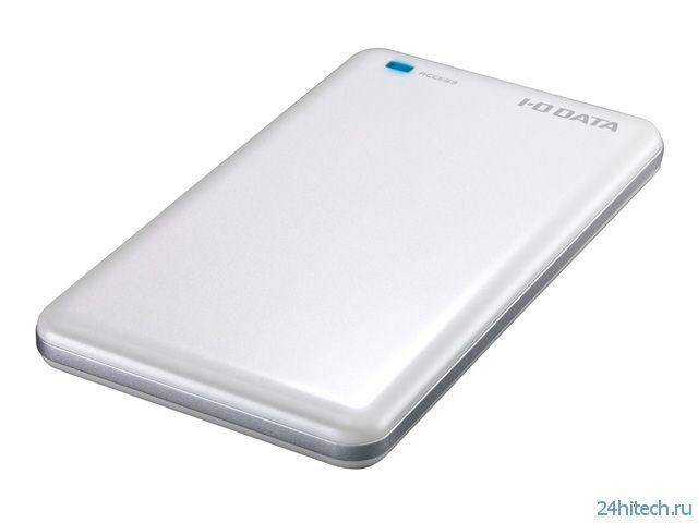 Портативные твердотельные диски I-O Data SSDP-ST Series с интерфейсом USB 3.0