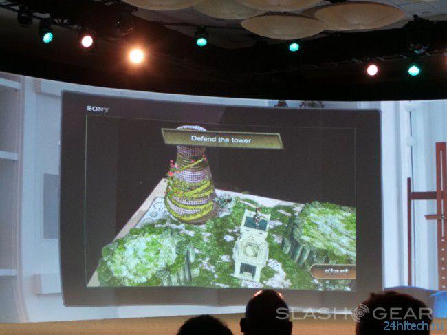 Qualcomm показала, как превратить стол в игровую виртуальную среду