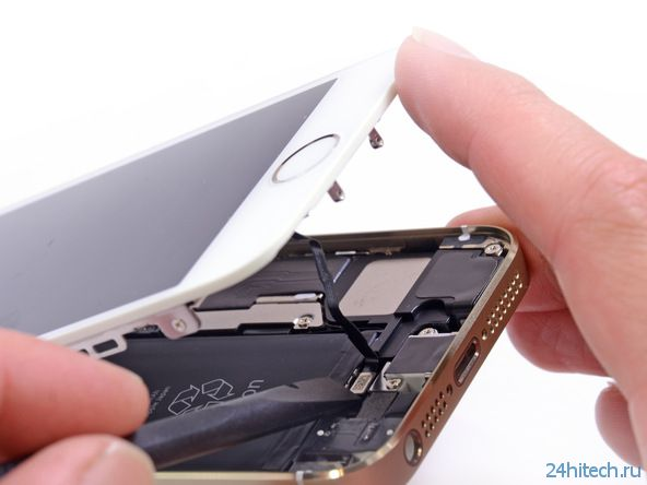 Разбираем iPhone 5S (20 фото)