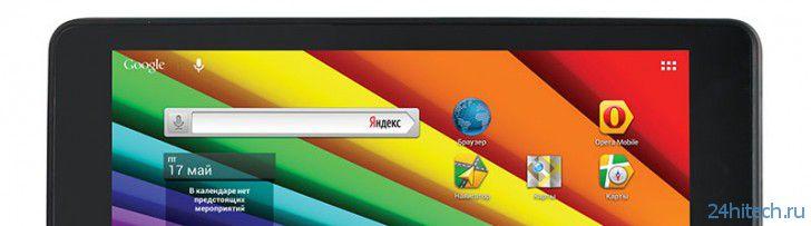 Ritmix RMD-785: планшет, который может быть у каждого, если он необходим