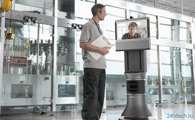 Робот телеприсутствия Ava 500