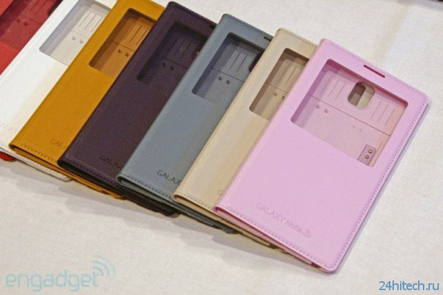 Samsung Galaxy Note 3 - что нового? (12 фото)