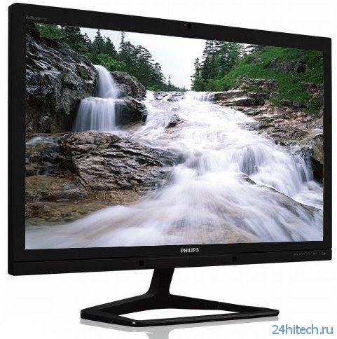 Скоро на прилавках магазинов появится 27-дюймовый монитор Philips 272C4QPJKAB/11