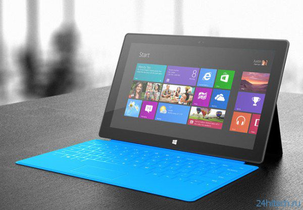 Слухи: Известна стоимость планшета Microsoft Surface 2