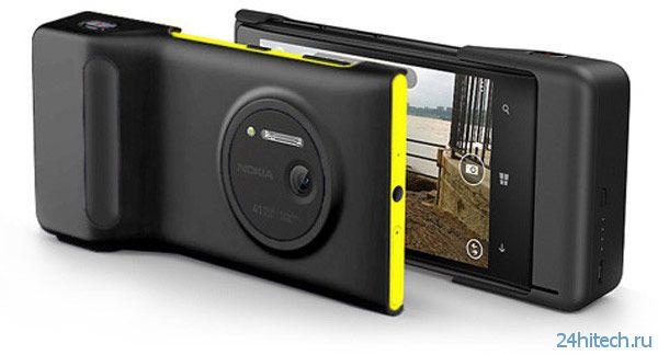 Смартфон Nokia Lumia 1020 в США подешевел до 9