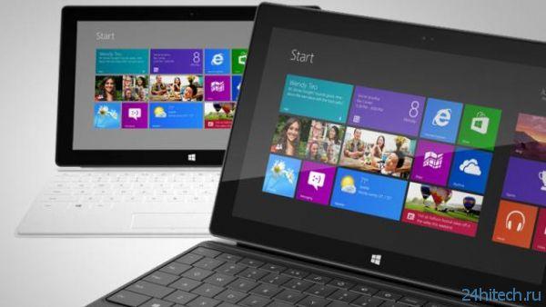 Судя по тестам, Microsoft Surface 2 получил NVIDIA Tegra 4 CPU